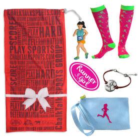 Runner Girl Gift Set