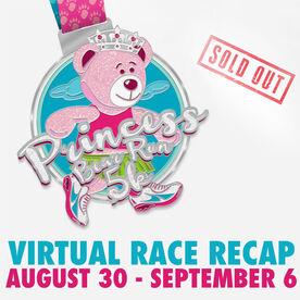 Princess Bear Run Virtual 5K (Includes Bear To Donate!)