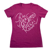 Women's Everyday Runners Tee - One Awesome Mother Runner