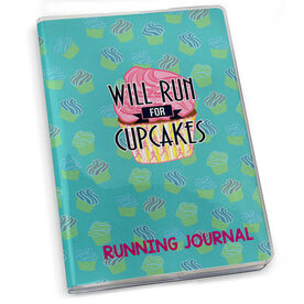 GoneForaRun Running Journal Will Run For Cupcakes