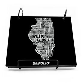Illinois State Runner BibFOLIO