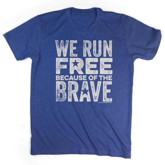 Men's Lifestyle Runners Tee We Run Free