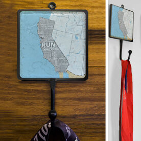 Stone Medal Hook California State Runner Map