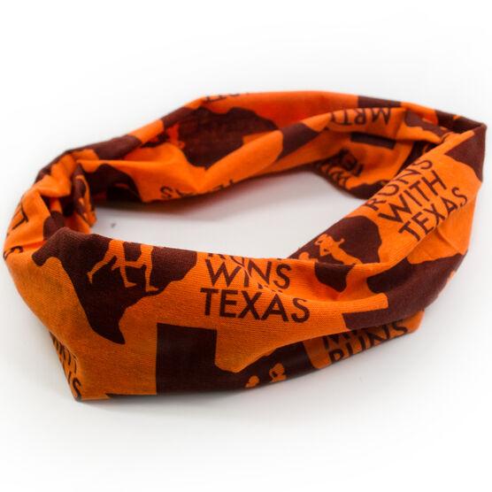 RokBAND Multi-Functional Headband - Moms Runs this Town With Texas