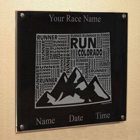 Colorado State Runner Wall Art