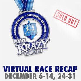 Eight Krazy Kilometers Virtual 8K