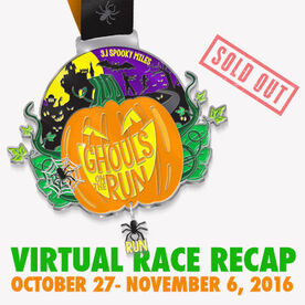 Ghouls On The Run 3.1 Spooky Miles Virtual Race