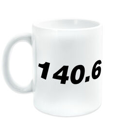 Triathlon Ceramic Mug 140.6