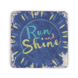 Running Stone Coaster Run and Shine