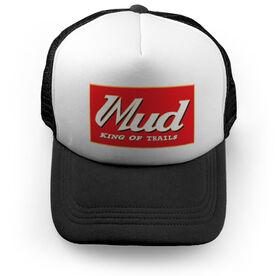 Running Trucker Hat - Mud King of Trails
