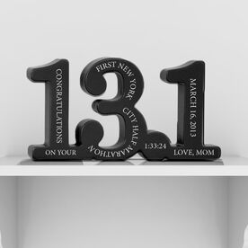 13.1 All Around Personalization Engraved Wood Words