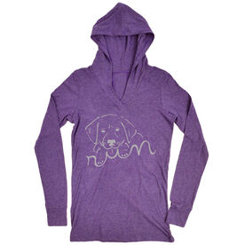 Women's Running Lightweight Performance Hoodie - Run With A Friend