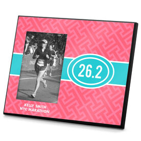 Running Photo Frame Tread Pattern With Ribbon 26.2