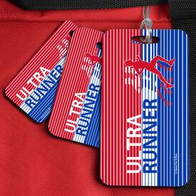 Running Bag/Luggage Tag Ultra Runner U.S.A.