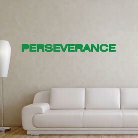Perseverance Removable GoneForARunGraphix Wall Decal