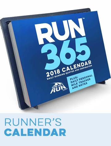 Runner's Calendar