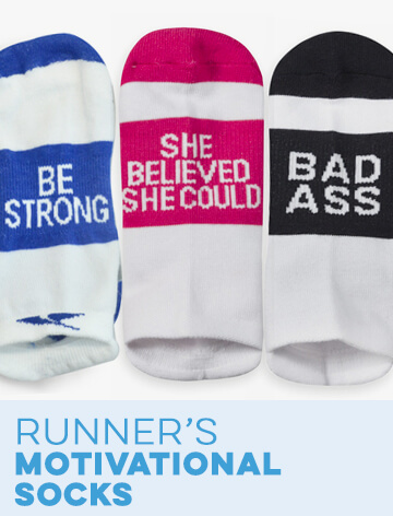 Running Motivational Socks
