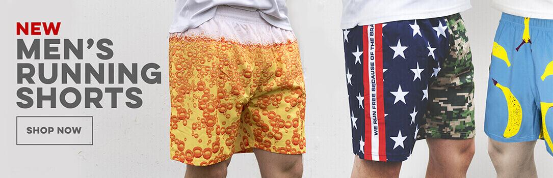 New Mens Running Shorts!