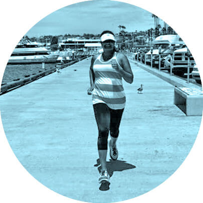 Smitha Aarons - Gone For a Run Virtual Race Team Member