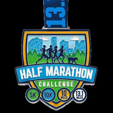 Image of Virtual Race - Half Marathon Challenge