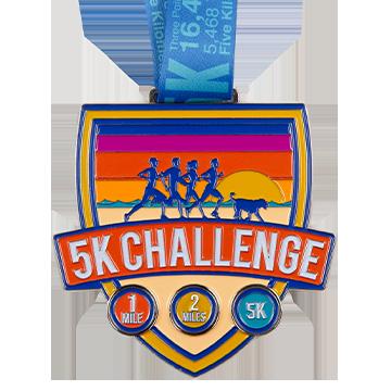 Image of Virtual Race - 5K Challenge