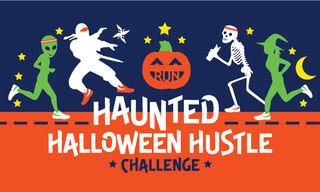 Haunted Halloween Hustle