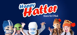 Happy Hatter Banner