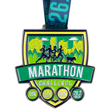 Image of Virtual Race - Marathon Challenge
