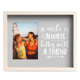 Running Premier Frame - A Mile is Always Better with a Friend