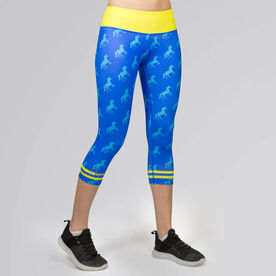 Running Performance Capris - Boston Unicorn