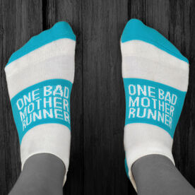 Socrates® Woven Performance Socks Mother Runner (Teal)