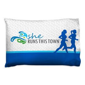 Running Pillowcase - She Runs This Town