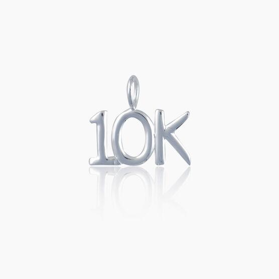 Sterling Silver 10K Charm