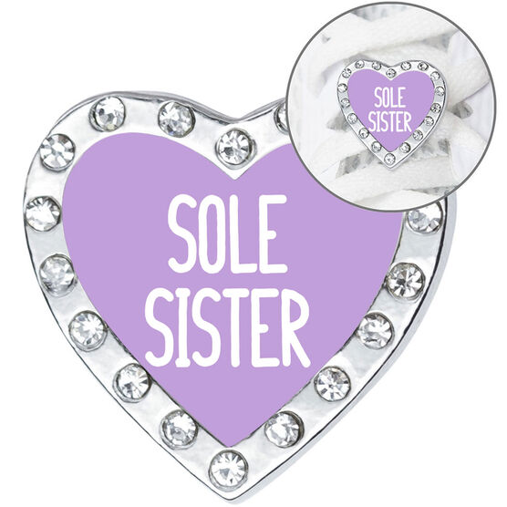 Running Shoelace Charm - Sole Sister