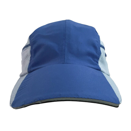 Ultra Pocket Hat for Runners - Blue