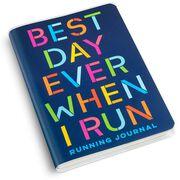 GoneForaRun Running Journal - Best Day Ever