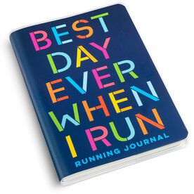 GoneForaRun Running Journal - Best Day Ever