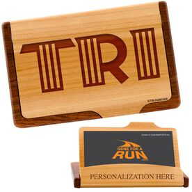 TRI Business Card/Credit Card Holder