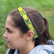 Running Juliband No-Slip Headband - 26.2 Math Miles