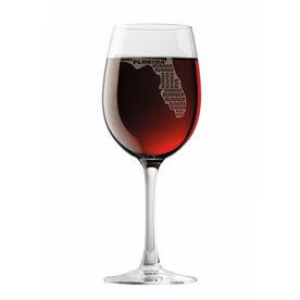 Wine Glass Florida State Runner