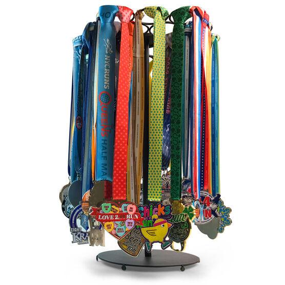 Premier Tabletop Running Race Medal Display