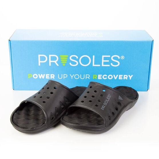 PR SOLES® Original Recovery Slide Sandals - Black