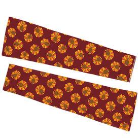Printed Arm Sleeves - Turkeys
