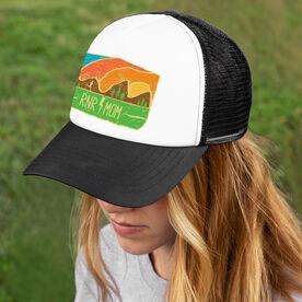 Running Trucker Hat - RNR Mom