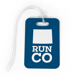 Bag/Luggage Tag Colorado State Runner
