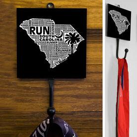 South Carolina State Runner Medal Hook