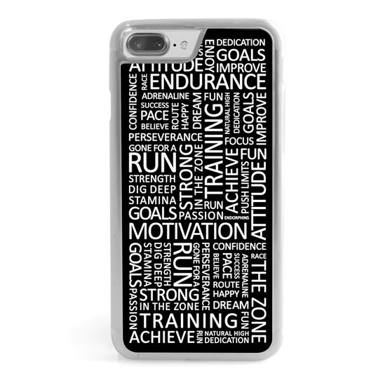 Running iPhone® Case - Running Motivation