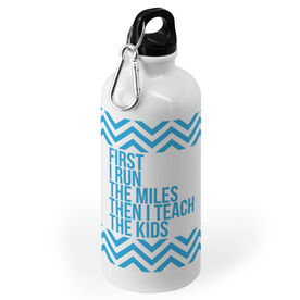 Running 20 oz. Stainless Steel Water Bottle - Then I Teach The Kids