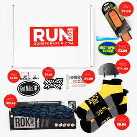 October Limited Edition RUNBOX® Gift Set - Fall Rocks