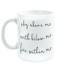 Coffee Mug - Sky Above Me